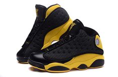 63a0225d368bb3 Buy Air Jordan 13 Melo Carmelo Anthony Nuggets Away PE Black Yellow Gold  New from Reliable Air Jordan 13 Melo Carmelo Anthony Nuggets Away PE Black  Yellow ...