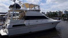 Neff Yacht Sales / Used 46 foot SILVERTON Motor Yacht Motor Yacht - Buoys Tuition