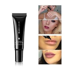 Original BANXEER Primer Gold Infused Beauty Oil Face Lips Make Up Base Moisturizer Easy to Absorb Face Makeup Primer-in Primer from Beauty & Health on AliExpress How To Apply Concealer, How To Apply Lipstick, Kardashian, Anti Aging, Show Makeup, It Cosmetics Foundation, Lip Hydration, Beauty Sponge, Long Lasting Makeup