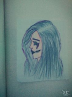 Bad girl draw