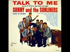 ▶ Sunny And The Sunliners Rags To Riches.wmv - YouTube