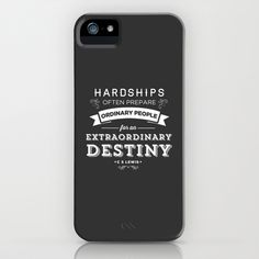 CS+Lewis+-+Extraordinary+iPhone+&+iPod+Case+by+Pocket+Fuel+-+$35.00