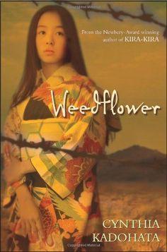 FOR 8TH GRADE Weedflower by Cynthia Kadohata,http://www.amazon.com/dp/1416975667/ref=cm_sw_r_pi_dp_wb98sb1KEXV20GM9