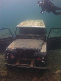 The Pinehurst Land Rover Society: Sea Rovers