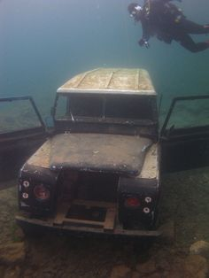 The Pinehurst Land Rover Society: Sea Rovers