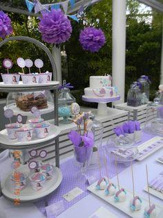 Even cool feestje van violetta dingen ;B