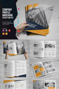 34 Best company profile design images in 2015 | Company