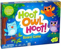 Peaceable Kingdom Hoot Owl Hoot! Cooperative Board Game P...