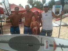 SUP México team took 1st place on the relay race at the 2012 SUP Championships in Palmilla Beach.