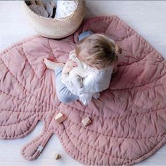 Sewing For Kids Baby Leaf Playmat
