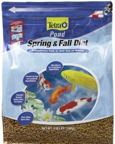 TetraPond Spring Fall Diet Fish Food - Free Shipping http://ift.tt/2zRyP4V  #TetraPond #Spring #Fall #Diet #Fish #Food #FreeShipping #Pet #Supplies #Fish #Aquariums #FishFood #gistores