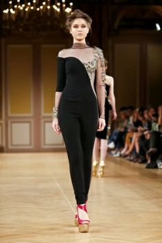 Tony Yaacoub Couture Fall Winter 2013 Paris