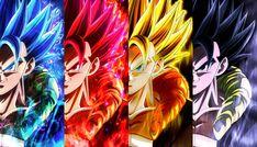 dragon ball super by on DeviantArt Dragon Ball Z, Sailor Saturno, Foto Do Goku, Gogeta And Vegito, Orange Wallpaper, Dragon Images, Goku Super, Wallpaper Naruto Shippuden, Anime Characters