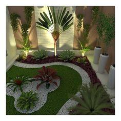 Inspirational side yard and backyard gravel garden design ideas 13 Inspirational si