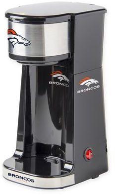 Denver Broncos Single Serve Coffee Maker