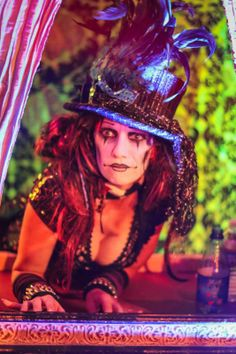 San Francisco's Edwardian Ball 2014 transformed the Regency Ballroom with twisted Edward Gorey stories come to life. Festival Costumes, Festival Outfits, One Day I Will, Captain Hat, Bucket, Dress Up, Touch, Photos, Fashion
