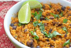 Mexican Rice Slimming Eats Recipe Serves 2 Extra Easy – syn free per serving Green – syn free per serving Ingredients 3/4 cup (178ml) of long grain brown rice 1 cup (240ml) of passata 2 jalapeno peppers, (seeds removed) 1 small onion 2 cloves of garlic 2 tablespoons of tomato paste 2.5 cups (600ml) of chicken...Read More »