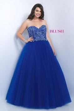 Big Beautiful Black Girls — 12 Plus Size Stores That Carry Prom Dresses Hey...