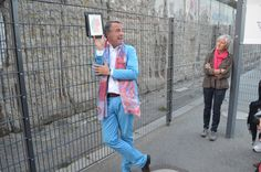 Our guide for the Berlin Wall was an actor. Very emotional and touching day. Not enough time to see it all.