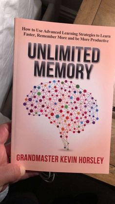 Memory Mastery - Its a shame they didn't teach us this skill in school. Book Club Books, Book Nerd, Good Books, Books To Read, My Books, Book Clubs, Book Suggestions, Book Recommendations, Reading Lists