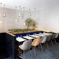 Gubi Beetle Dining Chair Brass | Shop at ferriousonline.co.uk