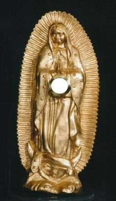 Our Lady of Tepeyac - the Advemt Monstrance