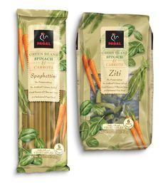 Fideos Pagal. De Comercial Gallo para USA. Gorgeous #pasta #packaging PD #internationalbranding
