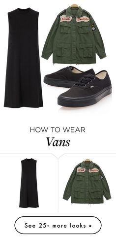 """Dancing on tables"" by labellavita-15 on Polyvore featuring Vans, rag & bone and Chicnova Fashion"