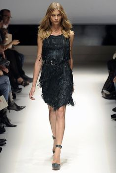 Alessandro Dell'Acqua Spring 2009 Ready-to-Wear Fashion Show - Anna Selezneva