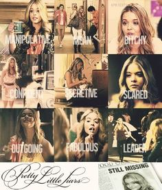 Alison DiLaurentis. PLL30 day challenge, day 4. The most badass character. #PLL30DayChallenge