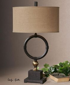 Great prices on Uttermost pueblo black circle table lamps, farmhouse decor shop and modern coffee tables. Shop Outrageous Interiors and save on contemporary rustic furniture for your house. Chinoiserie, Circle Table, Table Lamp Sets, Accent Furniture, Contemporary Furniture, Desk Lamp, Antique Silver, Marble, Bulb