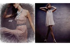 Free People's Ethereal Holiday Catalog Has Us Channeling The Elements #refinery29