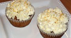 Vaníliás cupcake - Süss Velem Receptek Cupcakes, Muffin, Breakfast, Food, Muffins, Cupcake, Cup Cakes, Hoods, Meals