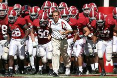 Crimson Tide, a Bama girl's perspective. by Kelly Daspit