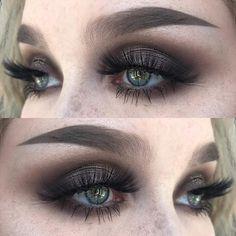 "44 Likes, 2 Comments - @helenesjostedt on Instagram: ""Old smokey eye ✨ I used @tartecosmetics eyeshadows dreamer and multi-tasker from the tartelette…"""