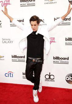 austin mahone 2014 | austin mahone 2014 billboard music awards red carpet photo credit ...