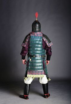 http://flabergastertron.tumblr.com/post/147570618893/sino-archives-tang-dynasty-lamellar-armor
