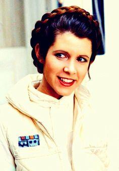 Princess Leia, Hoth, badge detail