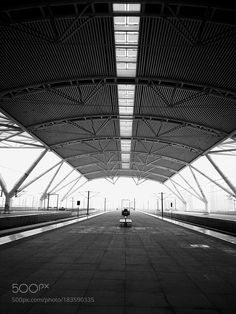 Popular on 500px : Railway station by chenxiaochun123