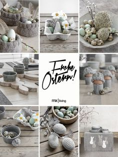 Add easter touches to your farmhouse decor with these DIY farmhouse easter decorations. From outdoor easter decor to easter centerpieces, there are plenty of DIY ideas for the home. Diy Osterschmuck, Easter Table Decorations, Velvet Pumpkins, Easter Wreaths, Diy Crafts For Kids, Toddler Crafts, Farmhouse Decor, Diy Home Decor, I Am Awesome