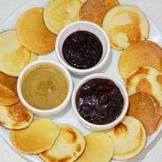 Glutensiz tavakeki (pankek) Pancakes, Breakfast, Instagram Posts, Food, Morning Coffee, Crepes, Griddle Cakes, Meals, Pancake
