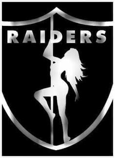 Okland Raiders, Raiders Vegas, Raiders Stuff, Raiders Girl, Oakland Raiders Football, Pro Football Teams, Football Memes, Raiders Wallpaper, American Football League