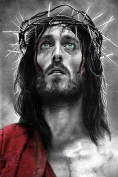 Hiperrealismo - Cristo