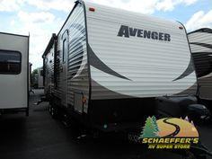 New 2015 Prime Time RV Avenger 27RLS | Tom Schaeffers Rv Super Store | 1236 Pottsville Pike Shoemakersville, PA | 610-562-3071 | www.tomschaeffers... #TomSchaeffersRvSuperStore #RV #Funny #Quotes