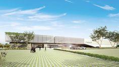 Galeria - Menção Honrosa no concurso para o Centro Cultural de Exposições e Eventos de Paraty - RJ - 1