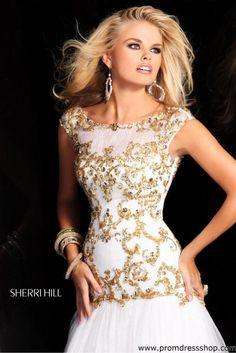 Sherri Hill 2981 at Prom Dress Shop