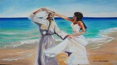 Bride Dancing with Jesus | ... blood of YAHUSHUA MASHIACH (Jesus Christ) over this image and video