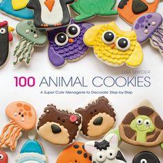 ! I kept this a secret for MONTHS! #100animalcookies #barronsedu #cookies #cookiebook #animals #Padgram