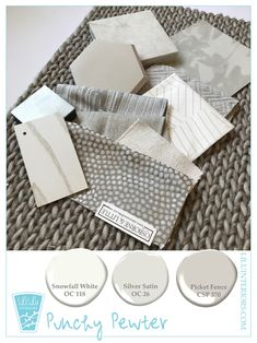 Check out these winter white color palettes by Minneapolis based Interior Design Firm LiLu Interiors. Who knew there were so many whites? Color Schemes Colour Palettes, Interior Color Schemes, White Interior Design, Color Trends, Gender Neutral Colors, Neutral Paint Colors, Neutral Color Scheme, Best White Paint, Grey Palette
