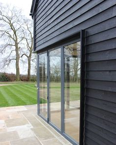 The Bi-fold Door Factory are so proud of their installations. . Property location: Oxon  #schuco #schücoarena #bifolddoors #bifolddoorfactory #bifold #homeimprovement